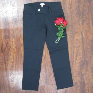 Lilly Pulitzer Black Pants Size 2 Career Pants